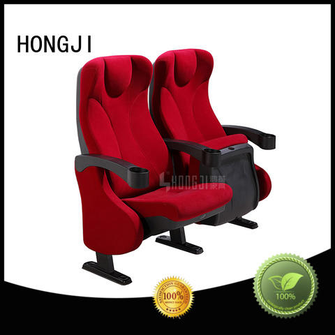 exquisite home theater seating 4 seater hj93b competitive price for sale
