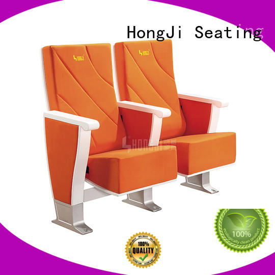 HONGJI high-end 4 piece theater seating factory for sale