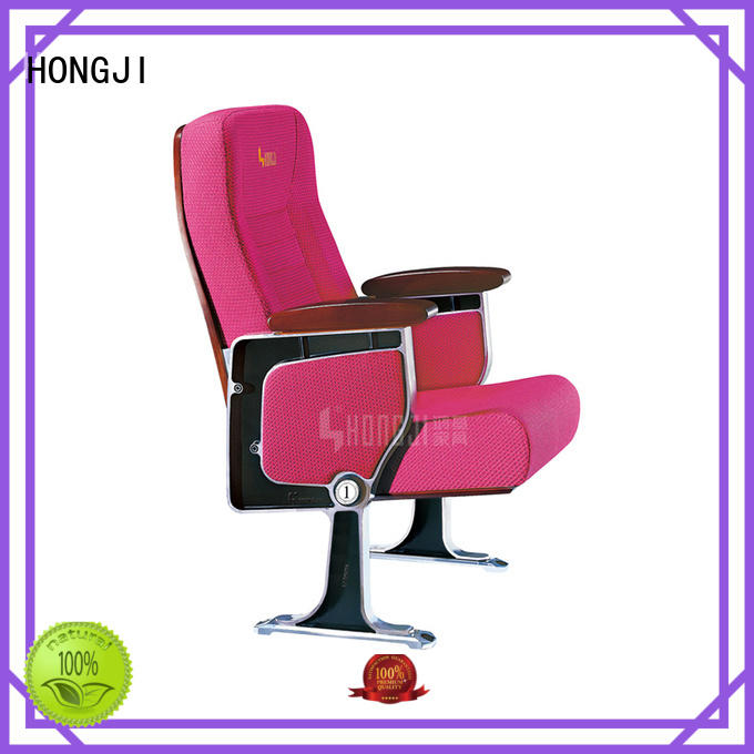 stackable church chairs for sale manufacturer for student HONGJI