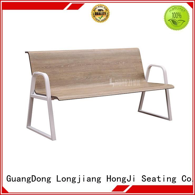 HONGJI h63a4ft waiting chairs for hospital fine workmanship for hosiptal