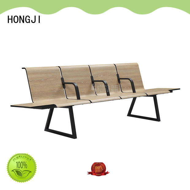 durable in use waiting bench h60e3 design for airport