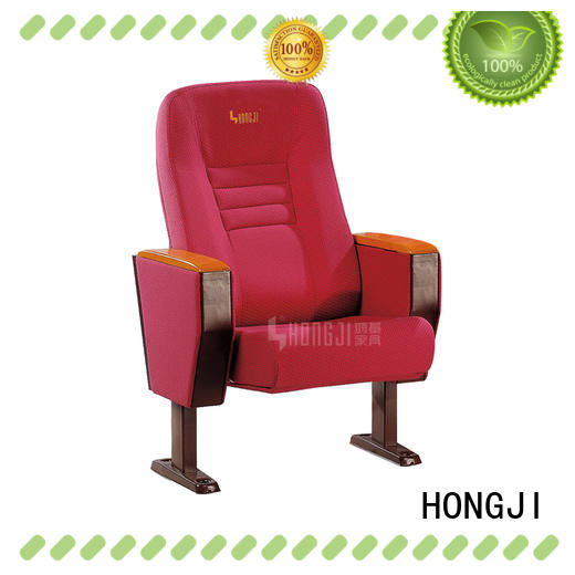hj9951a1 collapsible theater seating with for HONGJI