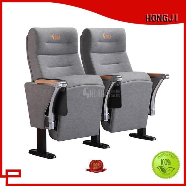 HONGJI auditorium chair manufacturer for university classroom