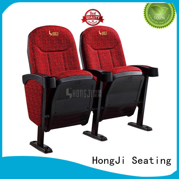 HONGJI fashionable movie room recliners directly factory price for sale