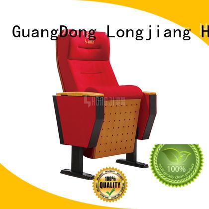 HONGJI outstanding durability auditorium seating design standards supplier for cinema