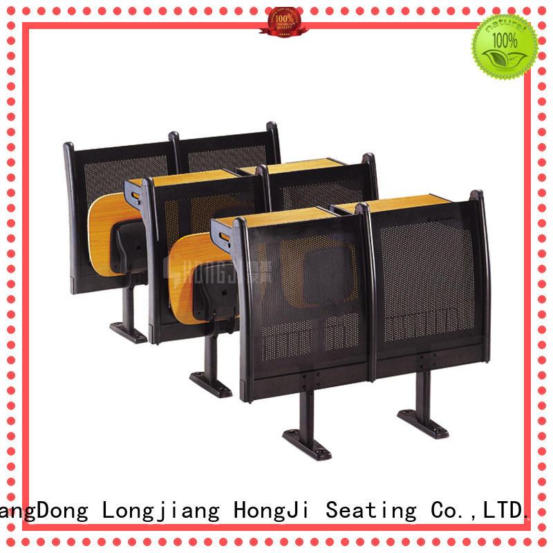 HONGJI ISO9001 certified student chair supplier fpr classroom