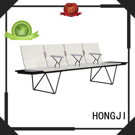 Bench Salon Waiting Area Airport Public Waiting Chair H63B-4FT