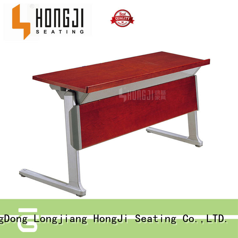super quality modern office desk hd03a from China for school