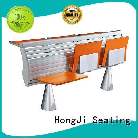 HONGJI ISO9001 certified high school desk supplier for university