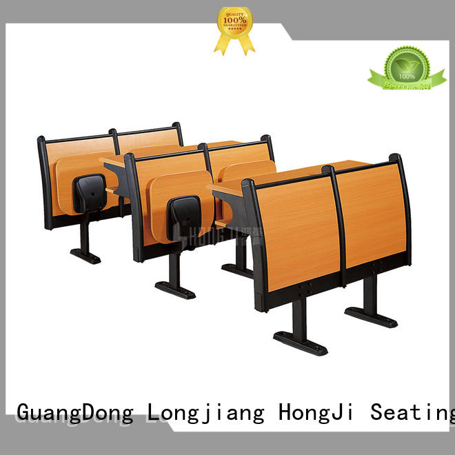 HONGJI tc001 student desk chairs supplier for high school