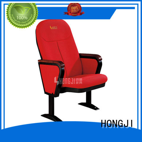 outstanding durability 5 seat theater seating high-end supplier for student