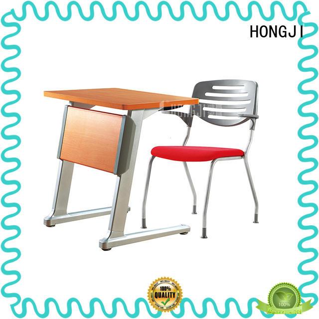 HONGJI movable school desk suppliers exporter for student