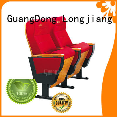 HONGJI outstanding durability auditorium chairs supplier for student
