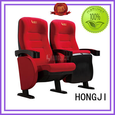 HONGJI hj815a movie room recliners competitive price for theater