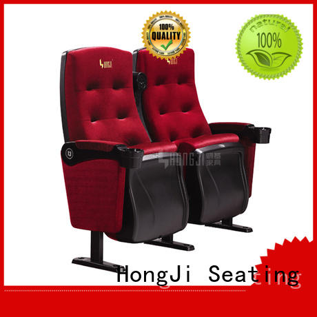 elegant home cinema seating hj93b directly factory price for theater