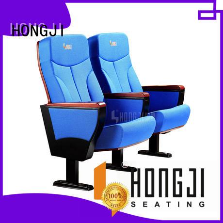 HONGJI unparalleled church auditorium seating factory for cinema