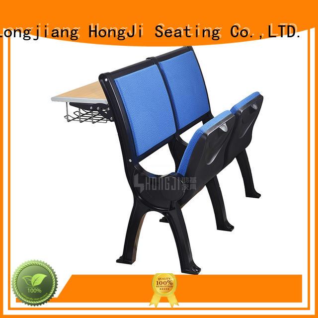 HONGJI tc973b school desk chair factory for high school
