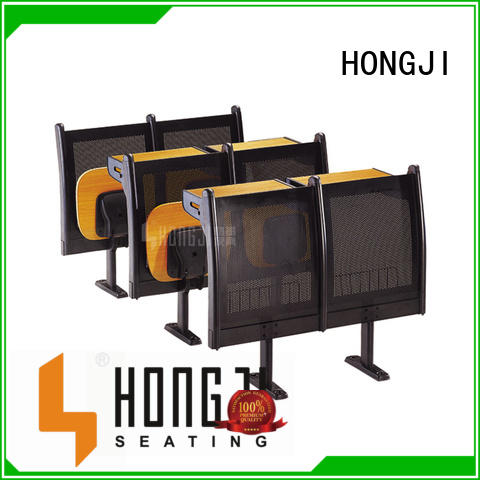 HONGJI tc008 desk and chair combo manufacturer for university