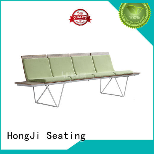 HONGJI European style hospital waiting chair design for airport