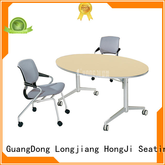 HONGJI study office furniture from China for classroom