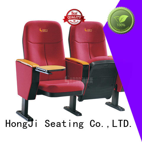 HONGJI newly style lecture hall seating design supplier for student