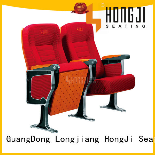 classroom halls hj8008b HONGJI Brand auditorium chairs supplier