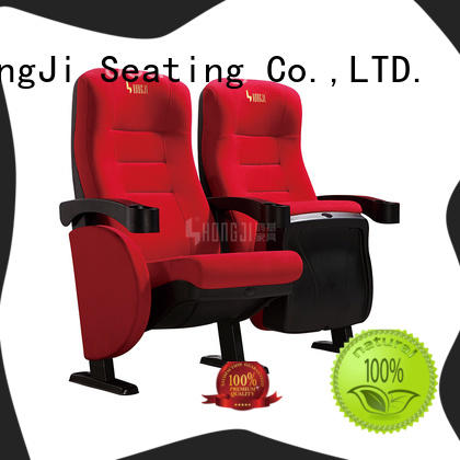 elegant home cinema seating hj9962 factory for cinema