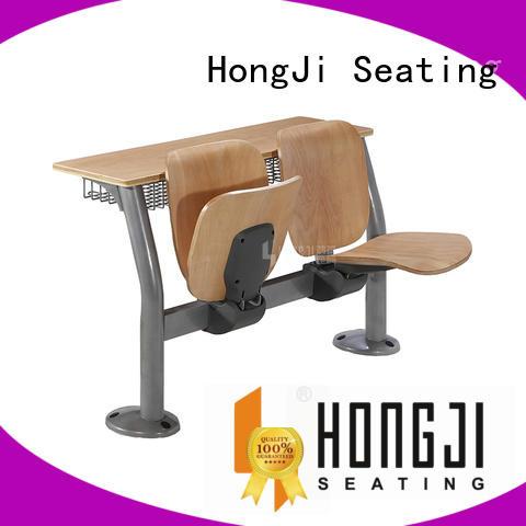 HONGJI ISO14001 certified school seats for school