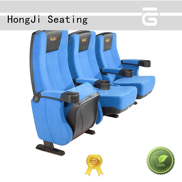 HONGJI elegant movie theater furniture for homes factory for theater