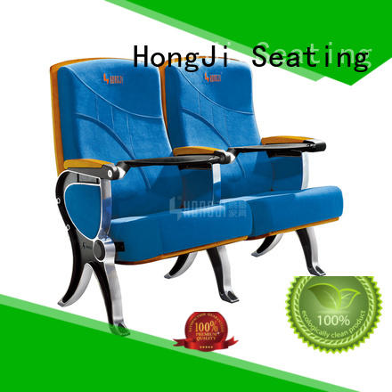 hj63 Custom hj8013a hj9606 auditorium chairs HONGJI hj82