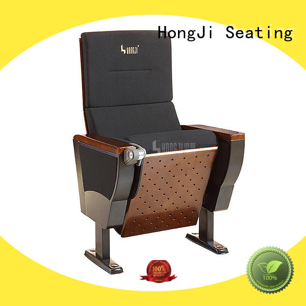 HONGJI affordable theater seating manufacturer for student