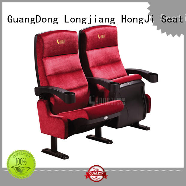 HONGJI fashionable home movie theater seats factory for cinema