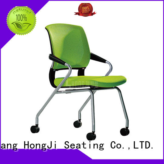 HONGJI modern office furniture chairs well-know factory for conference