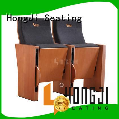 elegant real theater seats manufacturer for office furniture HONGJI