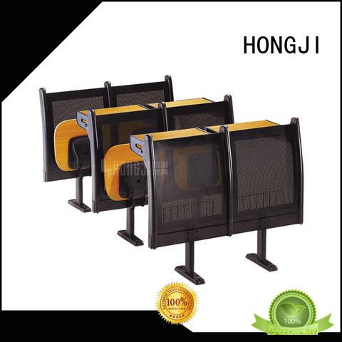 HONGJI ISO9001 certified classroom tables for university