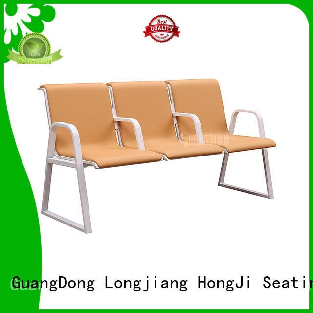 HONGJI h72c4ft modern waiting room chairs design