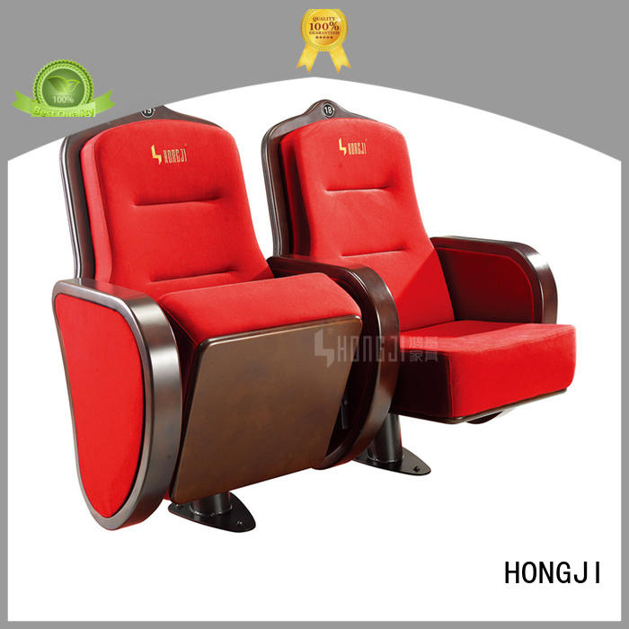 HONGJI unparalleled stackable auditorium chairs factory for office furniture