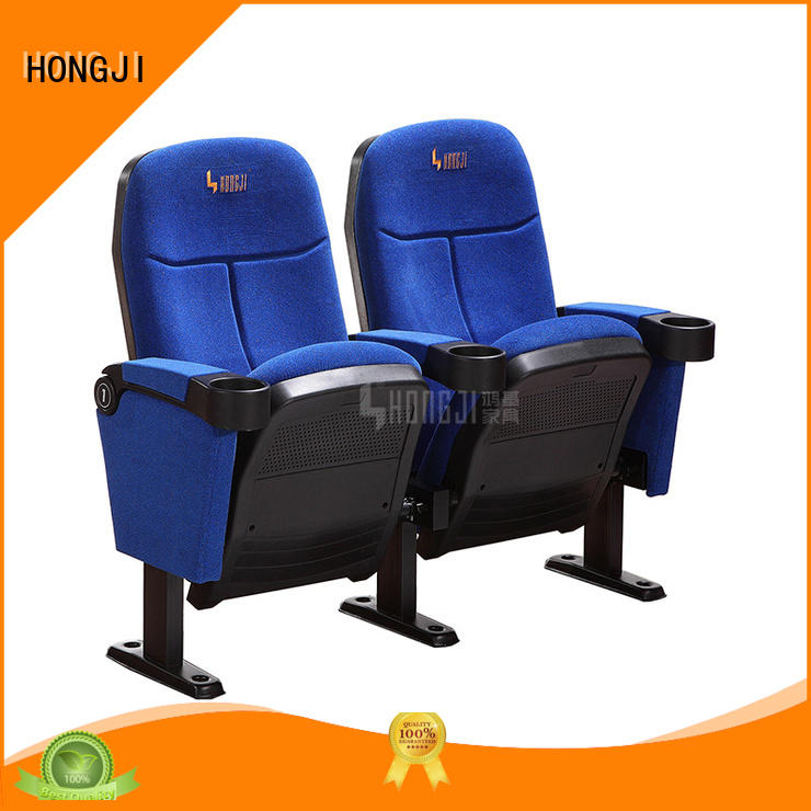 HONGJI hj9922 luxury theater seating competitive price for importer