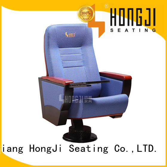 HONGJI newly style affordable theater seating factory for sale