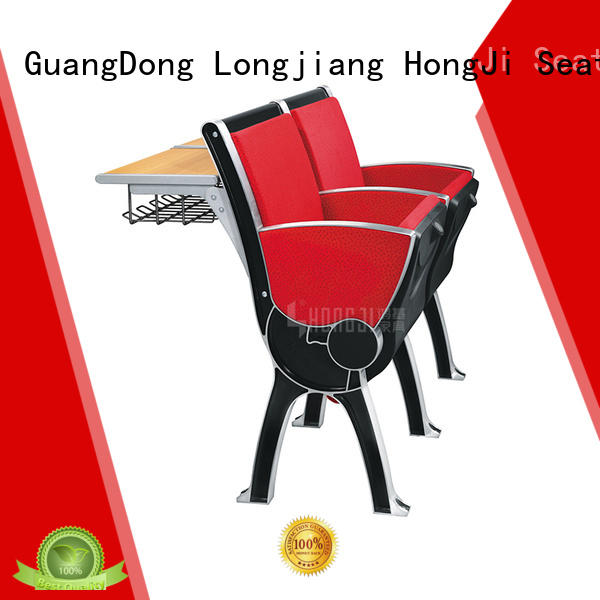 HONGJI ISO14001 certified classroom tables and chairs manufacturer for school