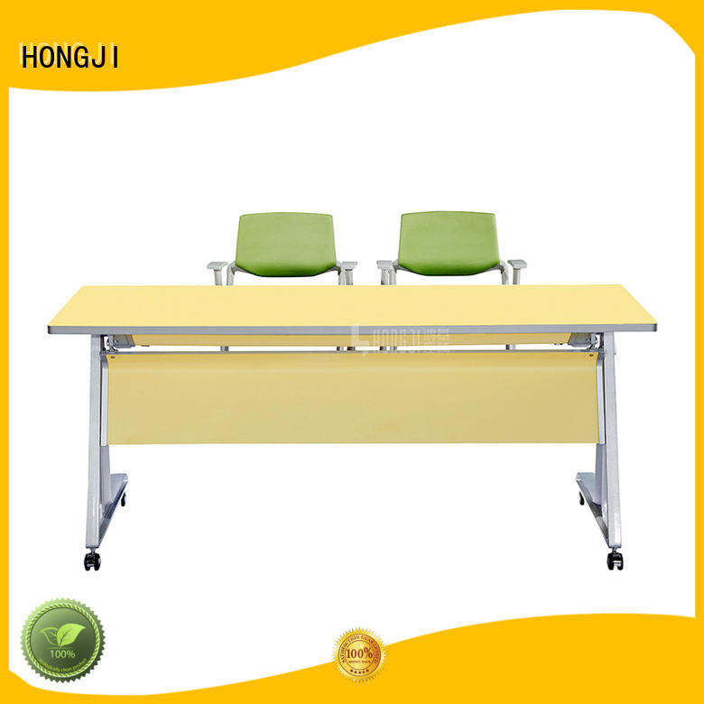 HONGJI movable white office furniture exporter for classroom