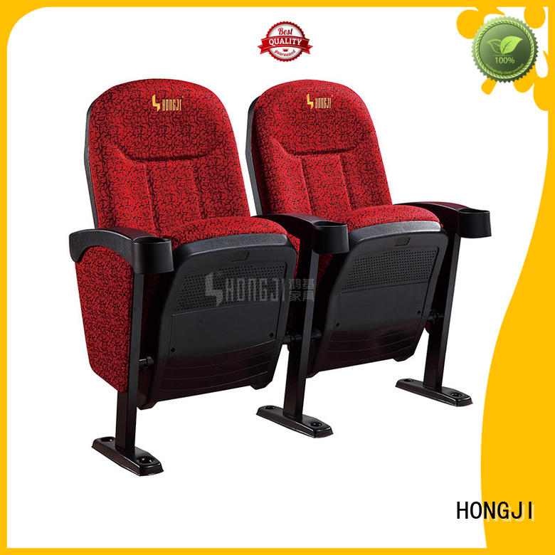 exquisite home theater recliners hj9911b directly factory price for cinema