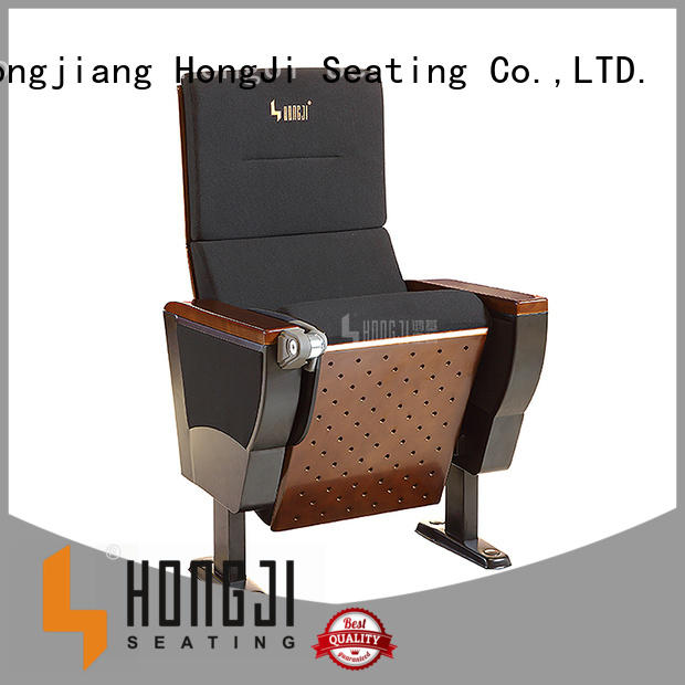 HONGJI auditorium theater seating supplier for sale