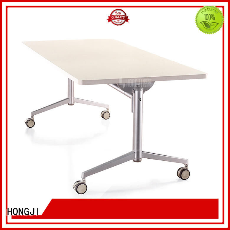 HONGJI spliced office computer desk seat classroom