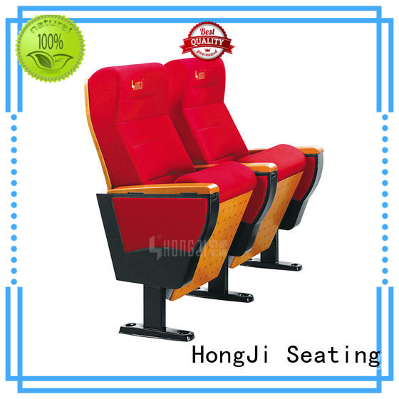 HONGJI auditorium seating chairs supplier for office furniture