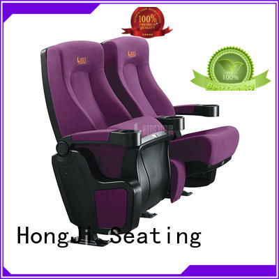 exquisite home theater seating 4 seater hj16f competitive price for sale