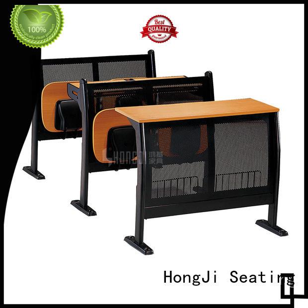 ISO14001 certified wooden school desk tc913 factory for high school