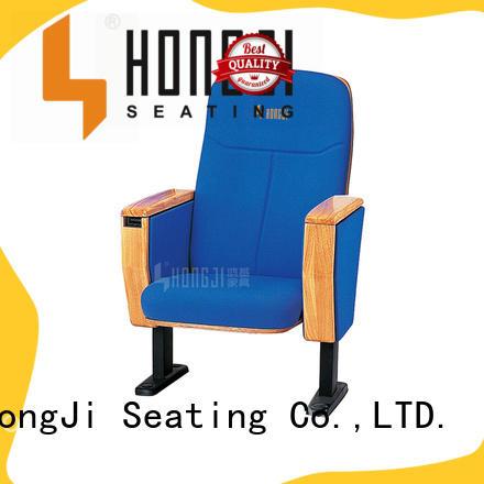 meeting folding lecture chairs waiting furniture HONGJI