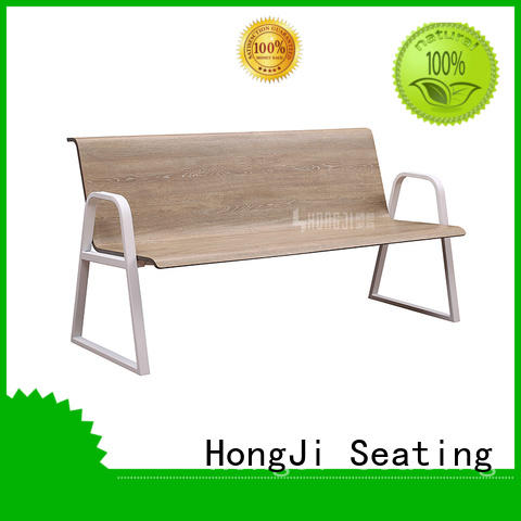 HONGJI h72c4ft waiting chairs for hospital for airport