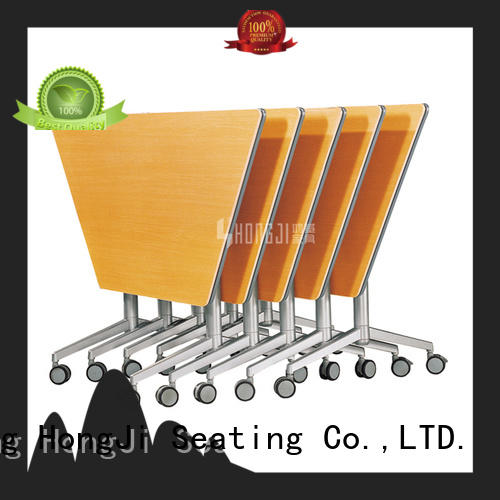 HONGJI movable office desk chairs factory for manufacturer